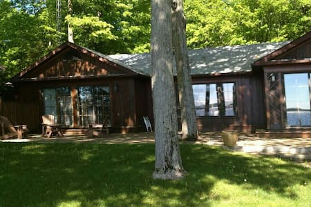 Upscale Cottage on Balsam Lake - Casa