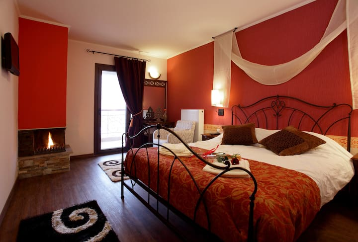 Seleucus guest house luxury room I