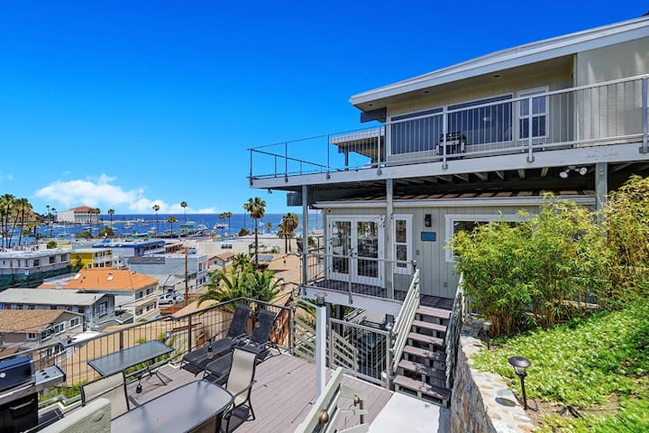 11LT-Lower Luxurious Home + Stunning Panoramic Views +BBQ + Spacious Balcony, WIFI - 11 Lower Terrace-lower