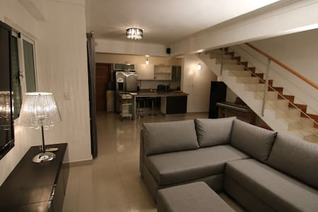 Habitación privada de lujo en Penthouse céntrico - Saint-Domingue