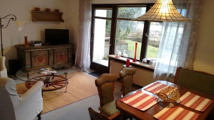 Große Familien oder Gruppenwohnung - Sonthofen - Wohnung
