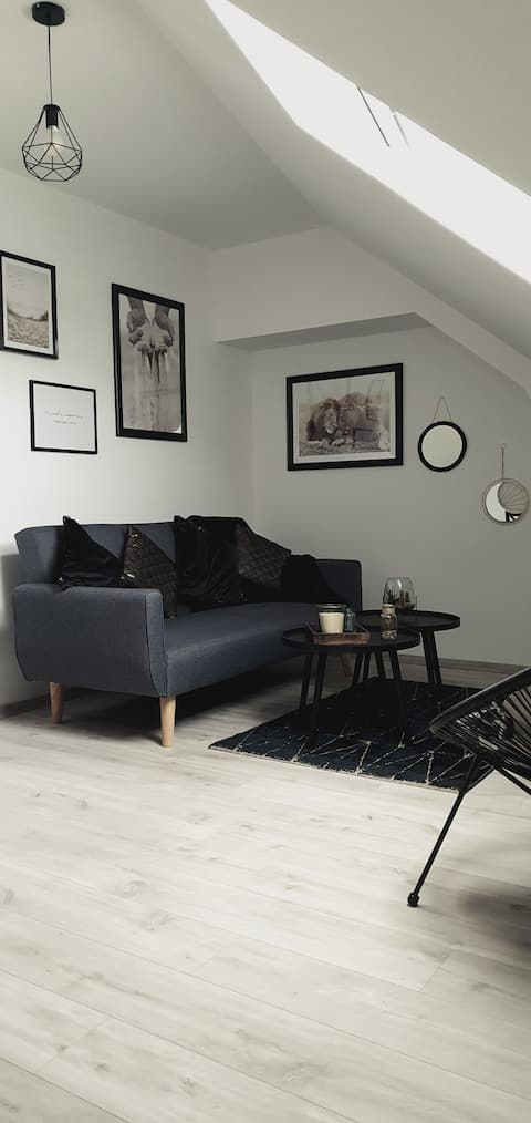 Appartement cosy, moderne & confort