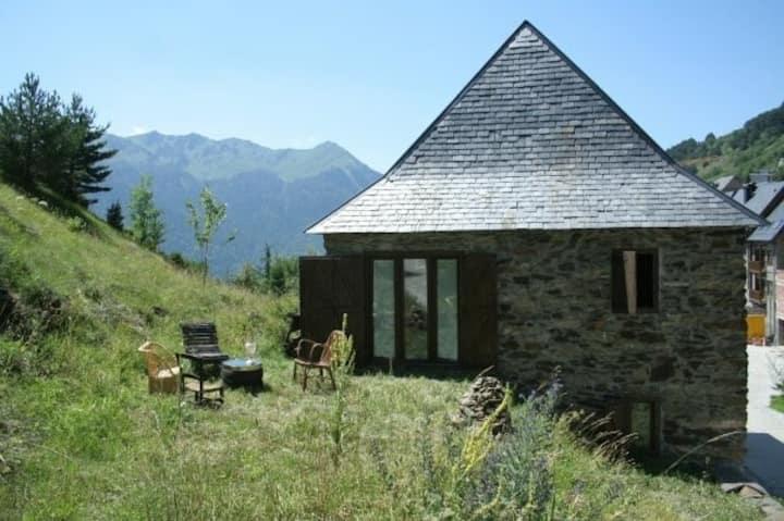 Cabaña de madera, VENTO NORTE