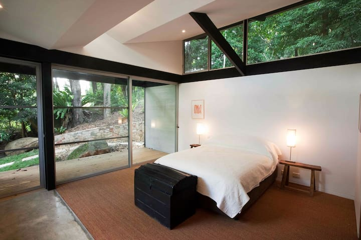Foxground Rainforest Retreat - Foxground - Hus