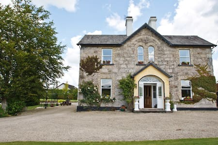 Cosy County Home in Kinnitty near Slieve Blooms