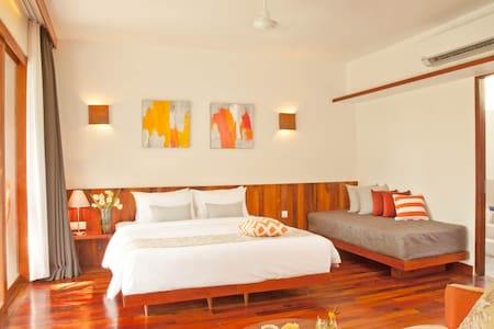 Beautiful  and  private  pool villa in Angkor - Krong Siem Reap - อพาร์ทเมนท์
