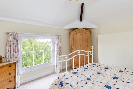 Double room in Georgian home - Bed & Breakfast