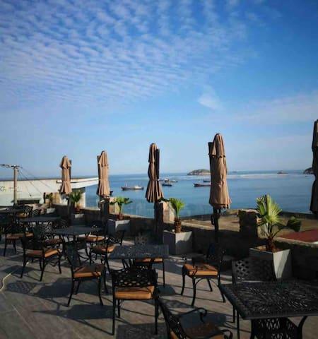 枸杞岛月亮湾度假酒店园景家庭房