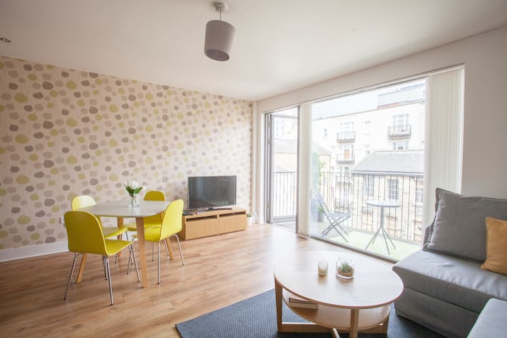 Stunning Apartment in the Heart of Merchant City