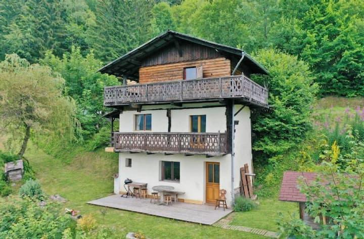 Petit paradis au cœur des Alpes - Chalet rénové