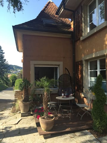 BnB La Tourelle - Beinwil am See - Departamento