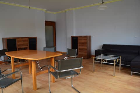 125m² appartment, 6km to Offenburg, Black Forest