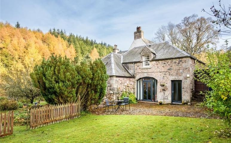 Coach House Cottage - self catering - Duns - Hus