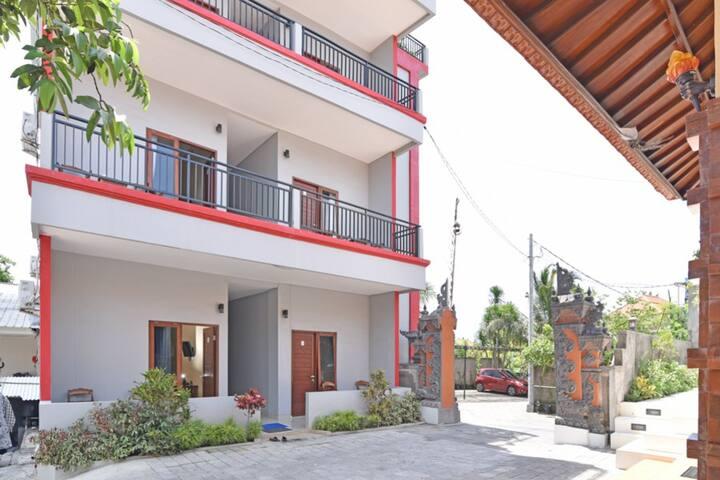 1BR Guest House near to Uluwatu Temple & GWK