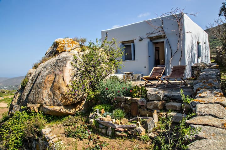 Rock Cottage - Tinos - Haus