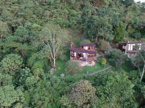 La Bendita Finca (Cachipay): naturaleza y descanso