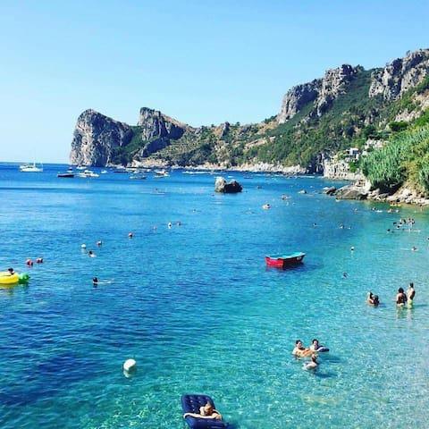 Nettuno Chalet Sorrento coast