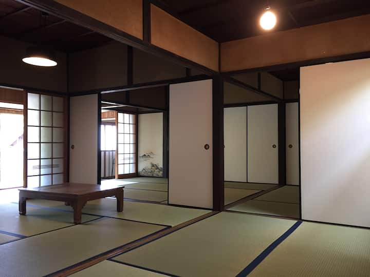 Kuroda House - Traditional Japanese style house.