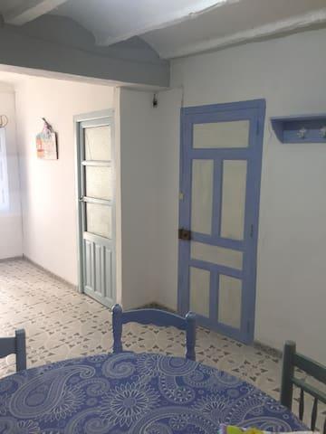 Apartamento acogedor y luminoso