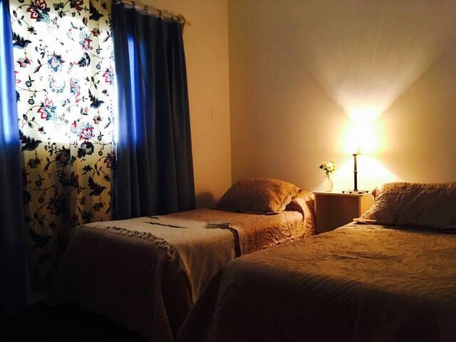 Cálido apartamento con 2 habitaciones