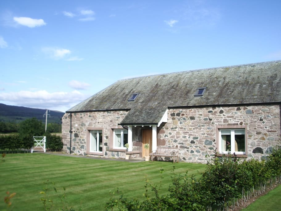 Fairness Cottage Cottages For Rent In Comrie Scotland