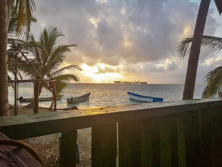 San Blas Islands Panamá, Narasgandub,  Guna Yala.