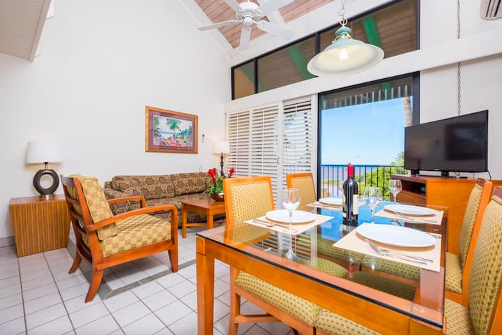 2BR Condo at the Maui Schooner Resort