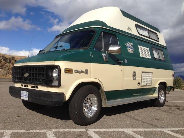 Classic Camper Vans