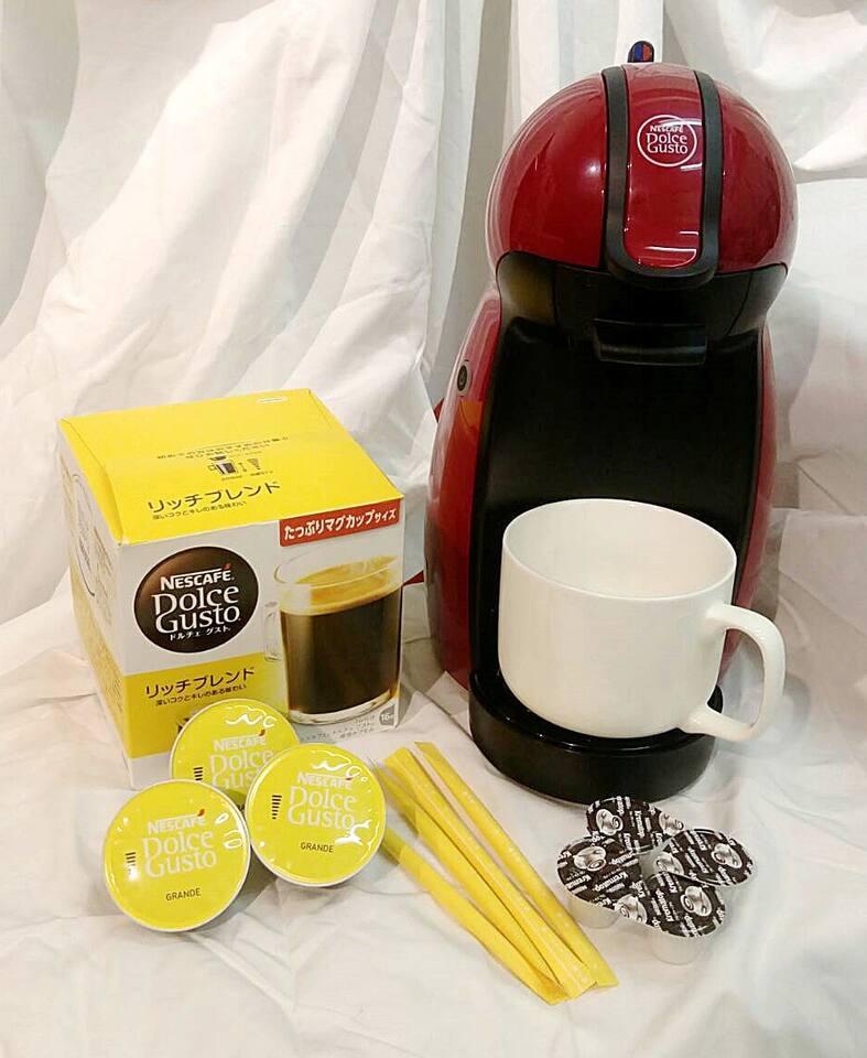 Nescafe胶囊咖啡机 Nescafe capsule coffee machine