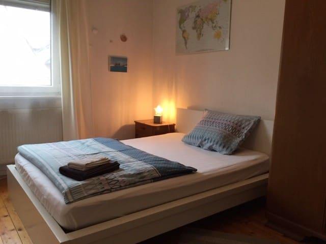 Schönes Gästezimmer mit Gartennutzung - men only!