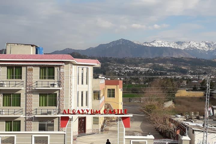 Al Qayyum castle hotel and wedding hall