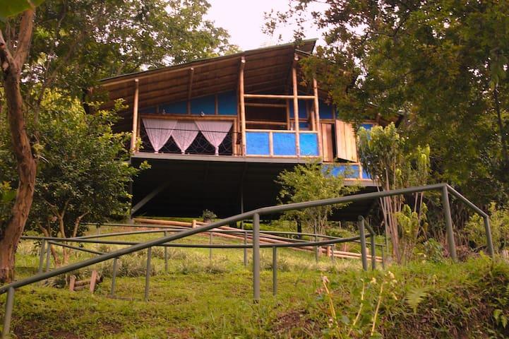 Cabaña Azul, Reserva Natural Soñarte