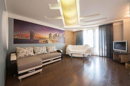 Апартаменты на Молокова 1 стр 4 - Krasnoyarsk - Apartment