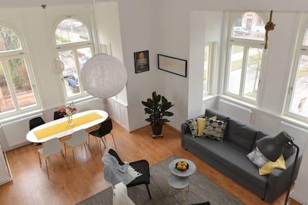 65 m2 design lakás a centrumban - Apartamento