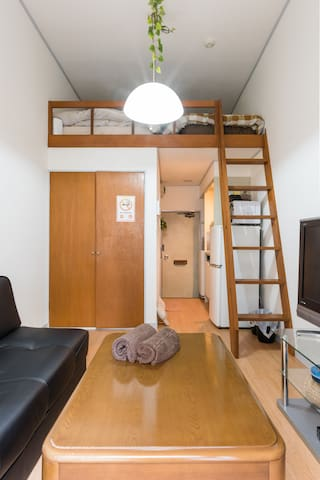 ichinoe apartment roof top room... - 江戸川区 - Apartament