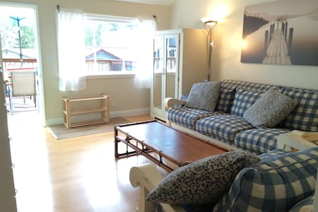 Simple, fun, holiday living - steps to the beach! - Cultus Lake - House