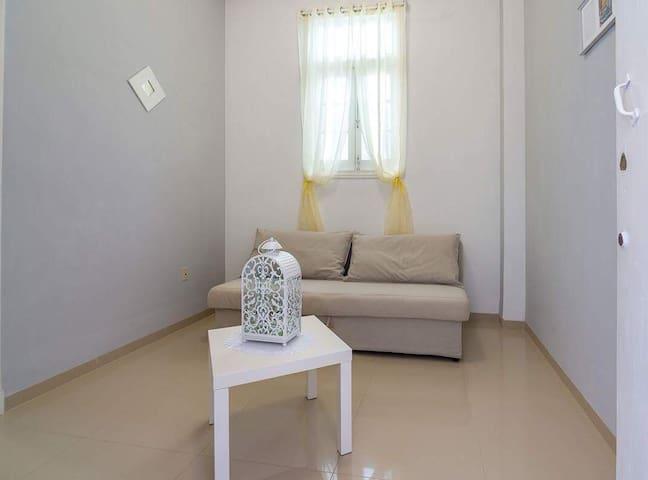 sala con sofà-cama (matrimonial)