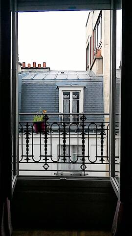 Beautiful, spacious, cosy studio in Paris 13th arr
