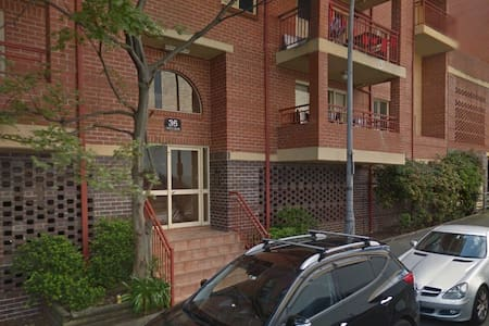 Room in a shared apartment, close to Sydney Uni - Camperdown - 公寓