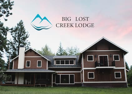 Big Lost Creek Lodge