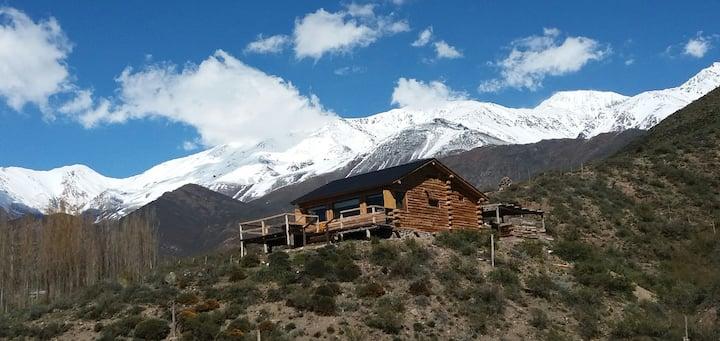 Apacheta, casa de montaña