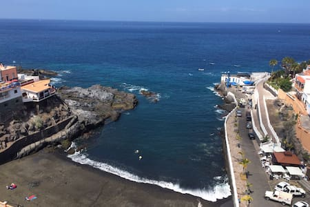 apartment in front of the beach - Puerto Santiago