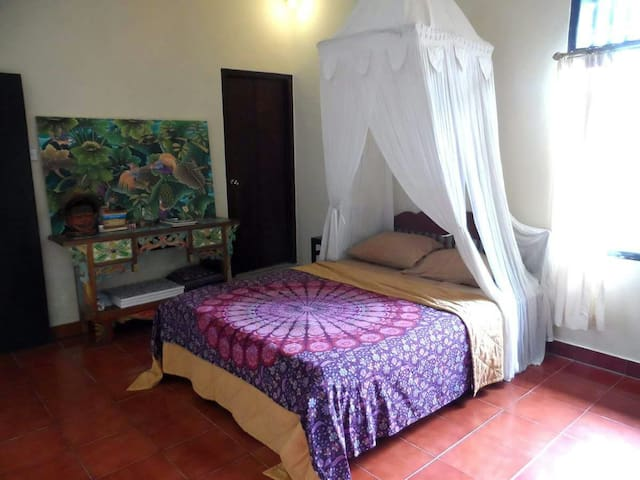 Cozy room 1 in the garden compound