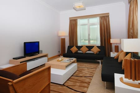 Spacious 3BD on the Palm Island - Dubai - Apartment