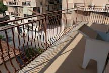 Il balcone