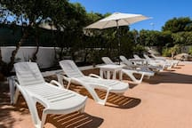 Sea view apartment, San Antoni bay promenade★Ibiza