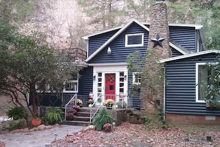 Laurel Highlands Serene Mountain Cottage - Ligonier - Dom