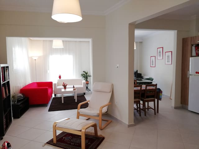 Easy going apartment in Kalamaria
