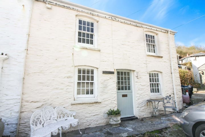 Beach Hill Cottage - Portloe - House