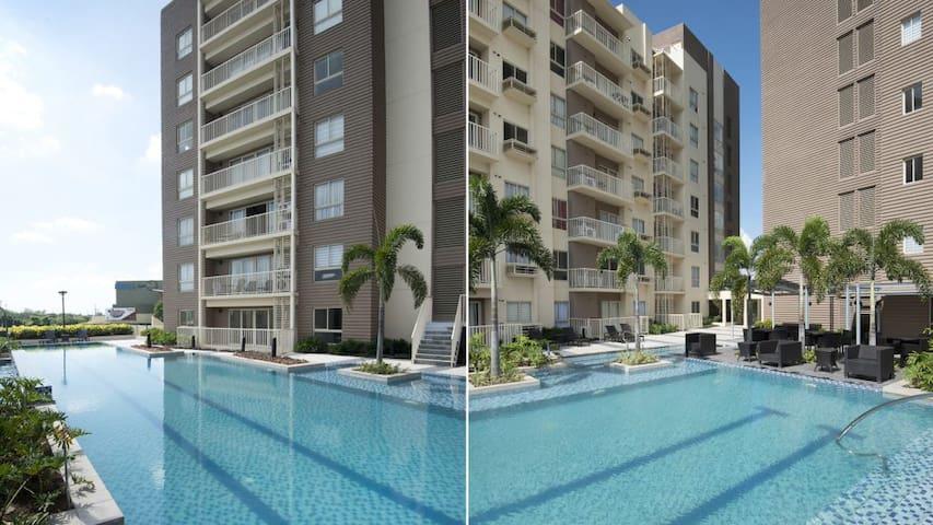 Marquee Residences Full Furnished Condominium